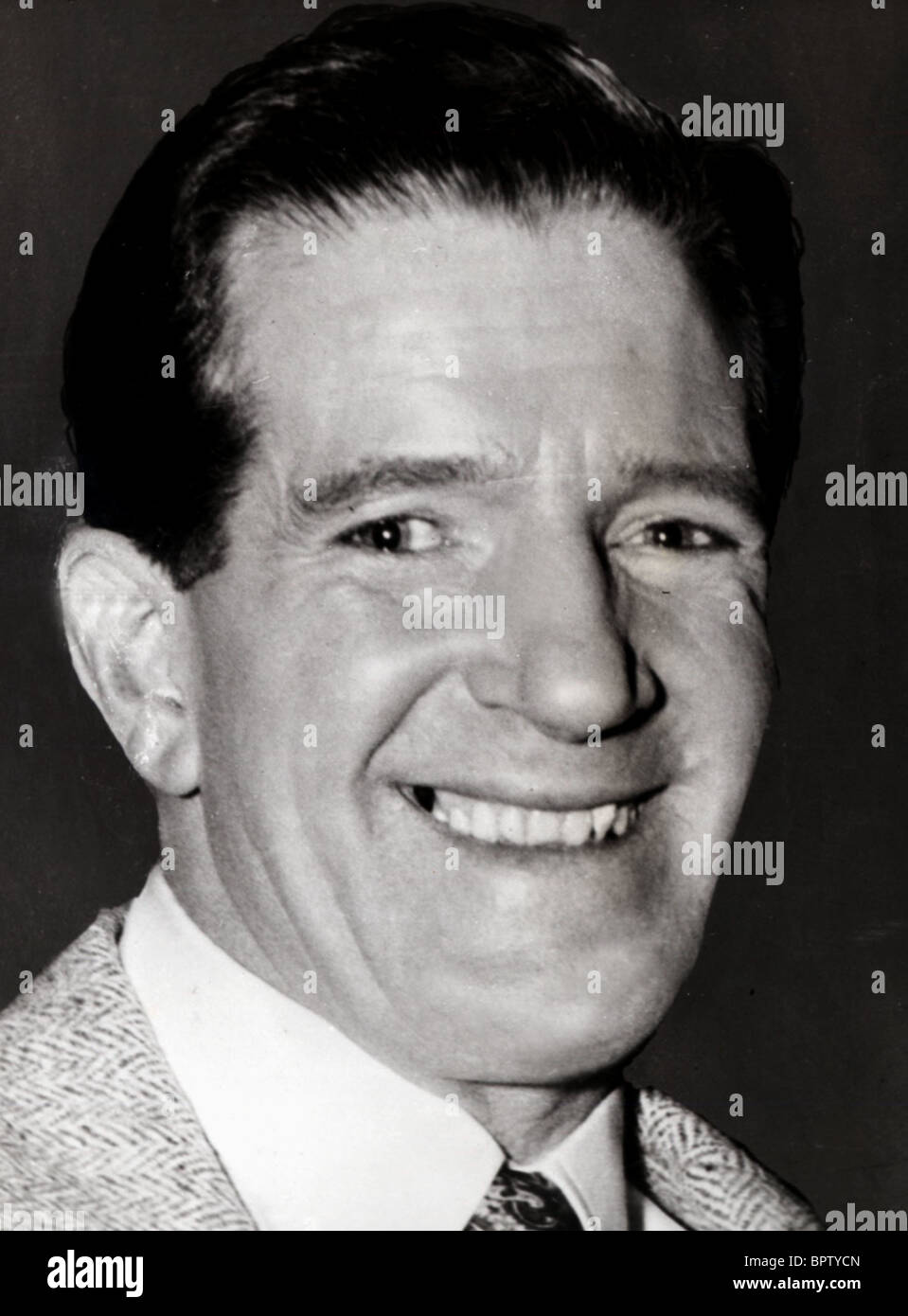 TED RAY ACTOR & COMEDIAN (1954) - Stock Image