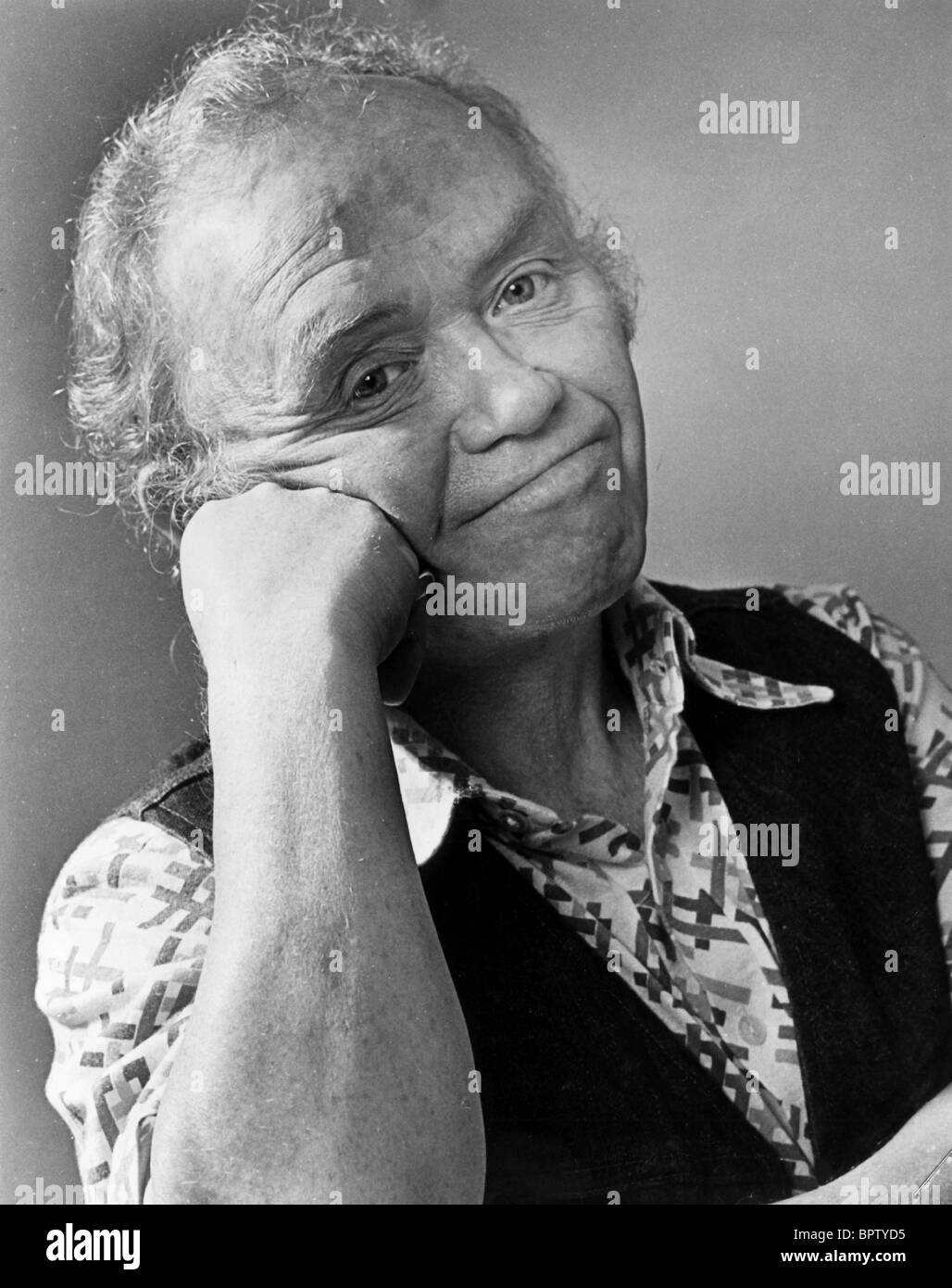 CHARLIE DRAKE ACTOR (1988) - Stock Image