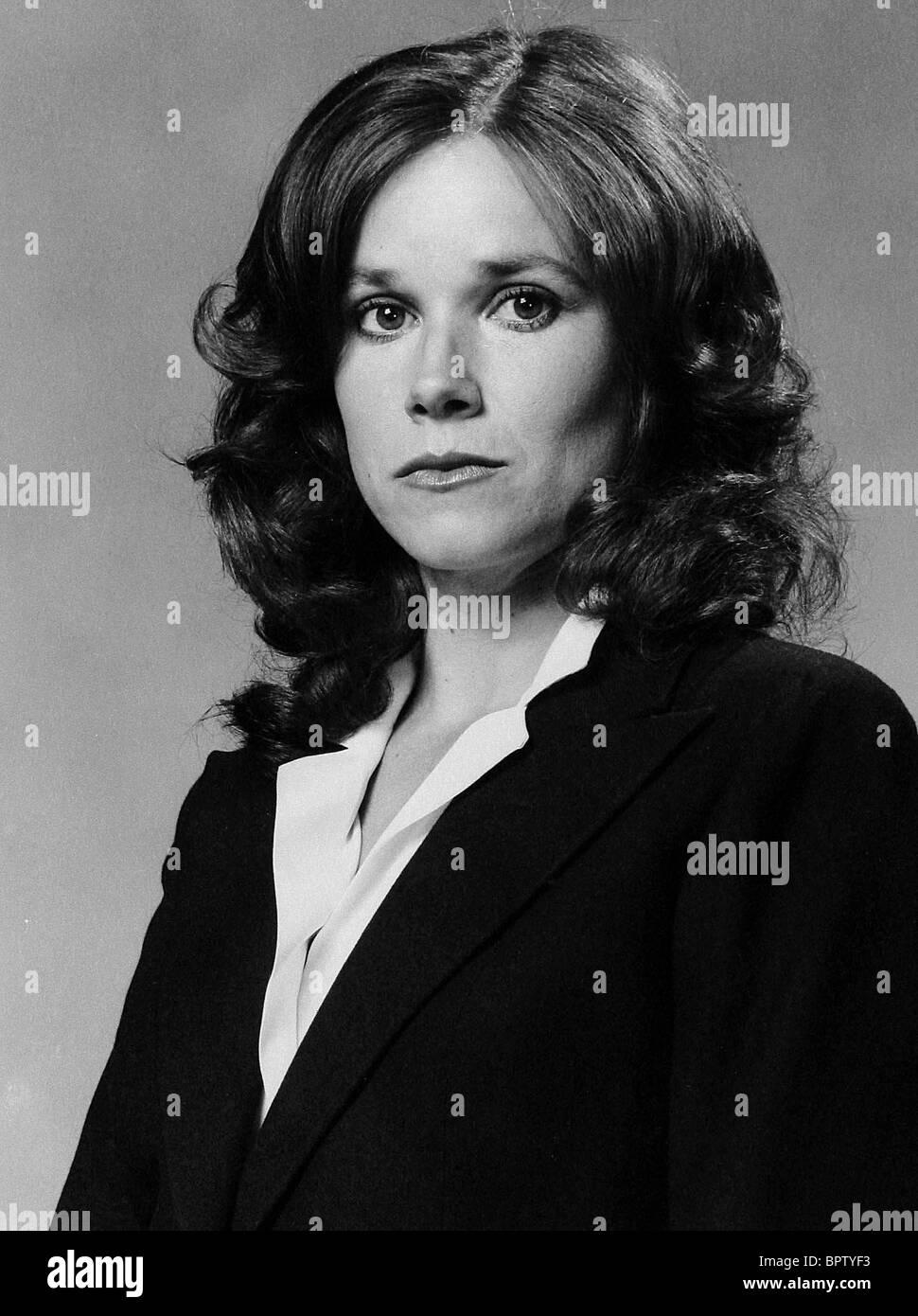 BARBARA HERSHEY ACTRESS (1980) - Stock Image
