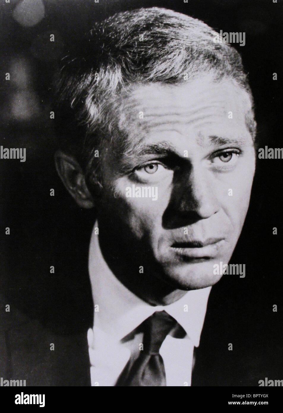 STEVE MCQUEEN ACTOR (1975) - Stock Image