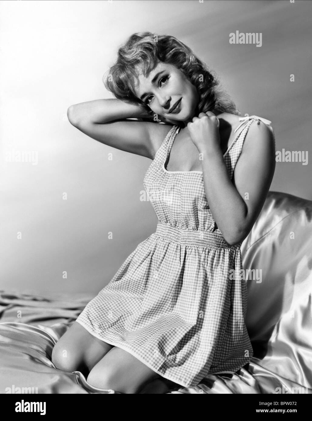 SYLVIA SYMS ACTRESS (1959) - Stock Image