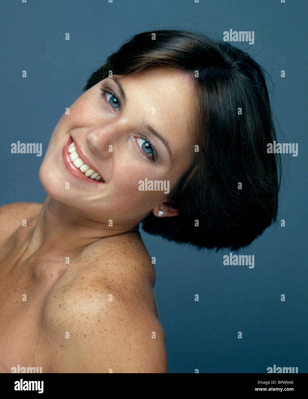 dorothy hamill actress (1983 stock photo, royalty free image