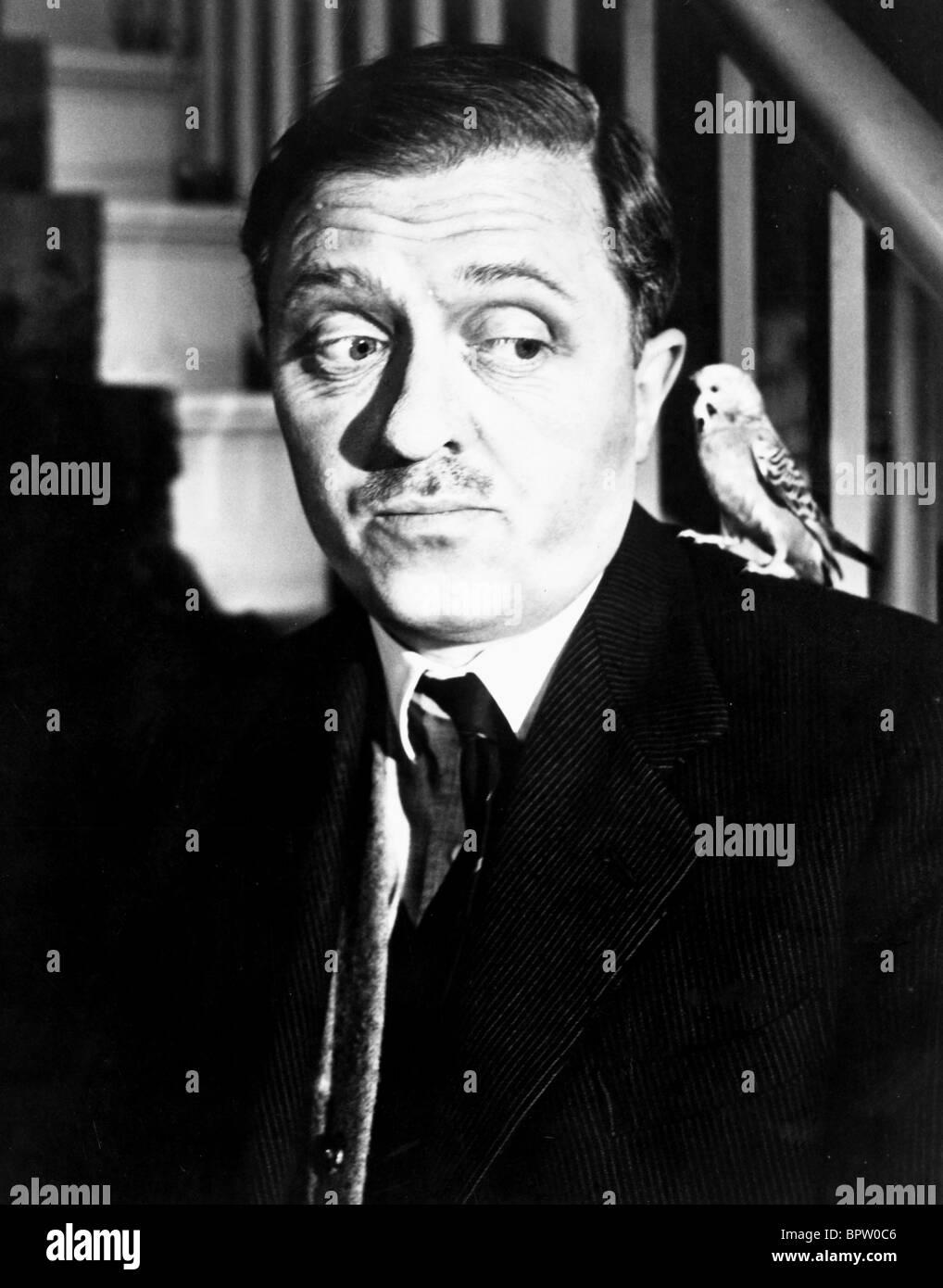 RICHARD ATTENBOROUGH ACTOR (1968) - Stock Image