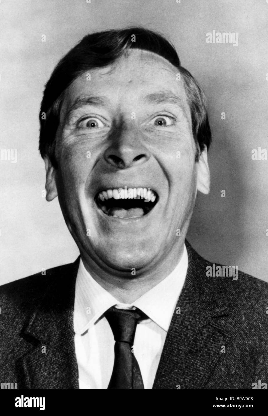 KENNETH WILLIAMS ACTOR (1969) - Stock Image
