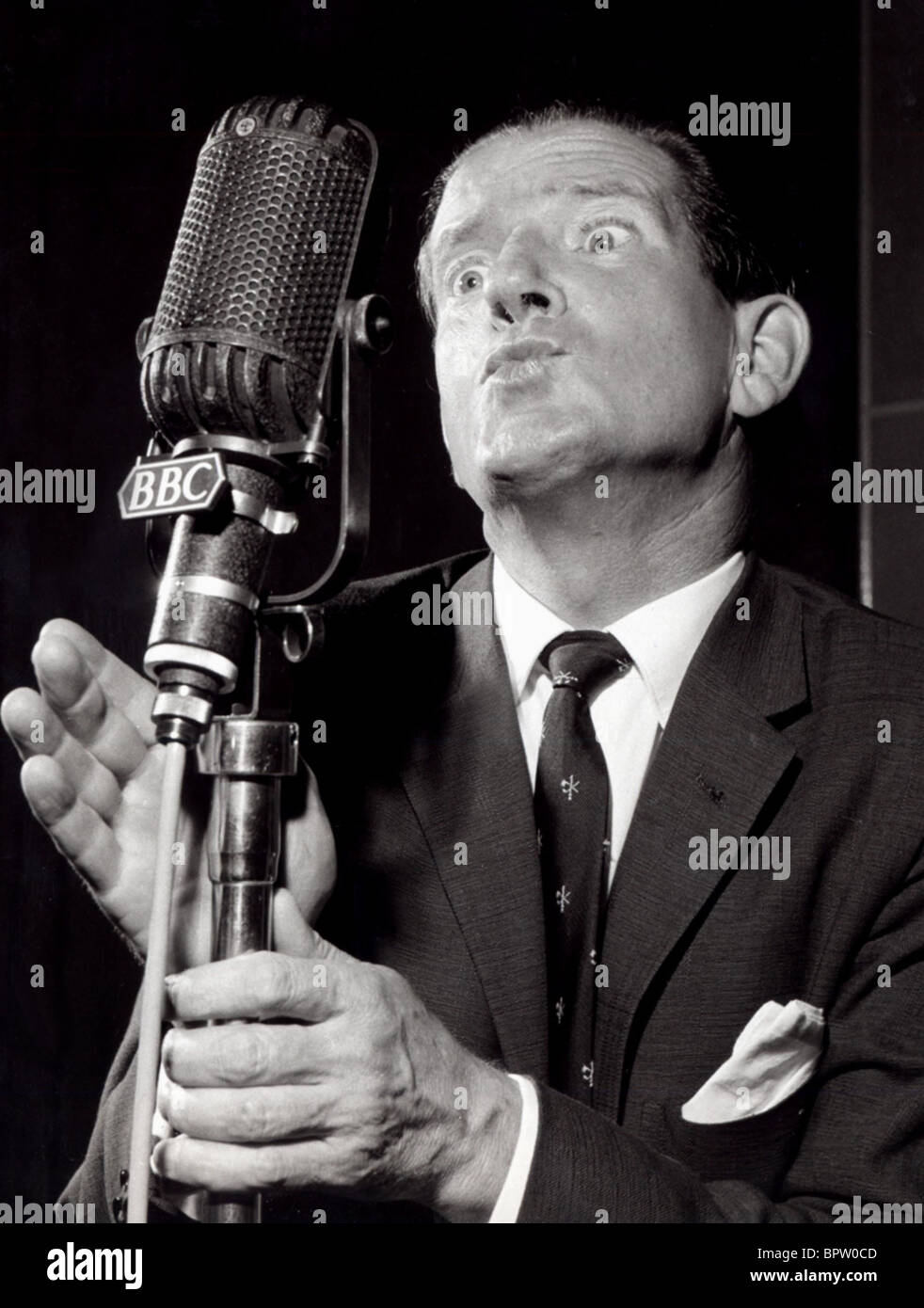 TED RAY ACTOR & COMEDIAN (1959) - Stock Image