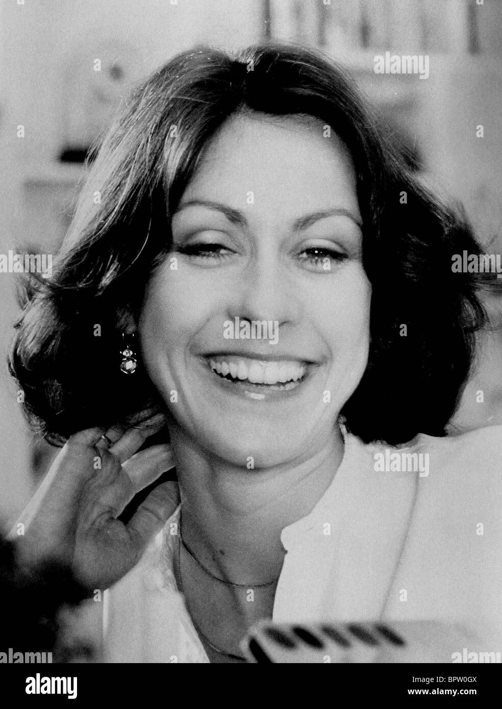 CARMEN DU SAUTOY ACTRESS (1981) - Stock Image