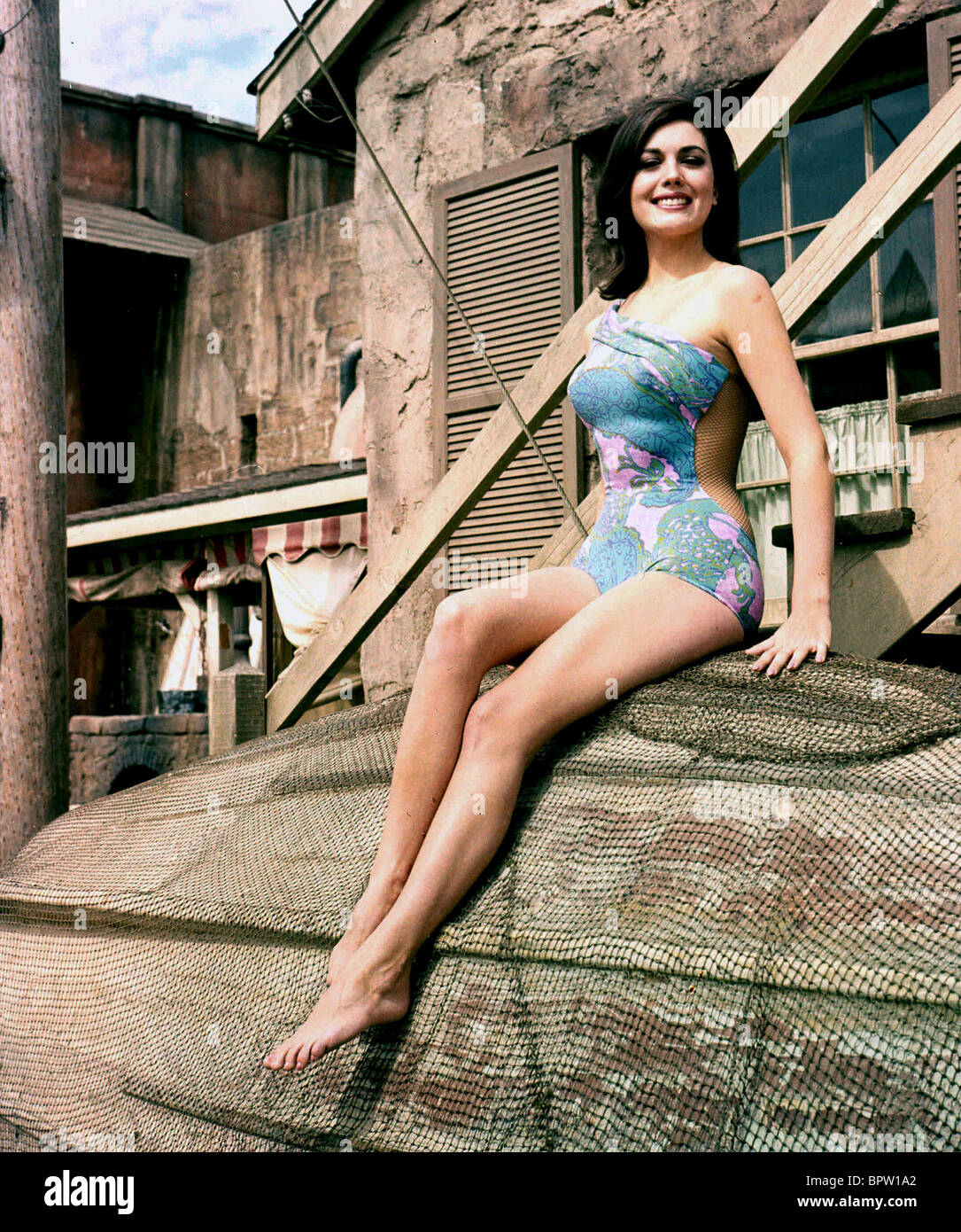 Linda Harrison (actress)