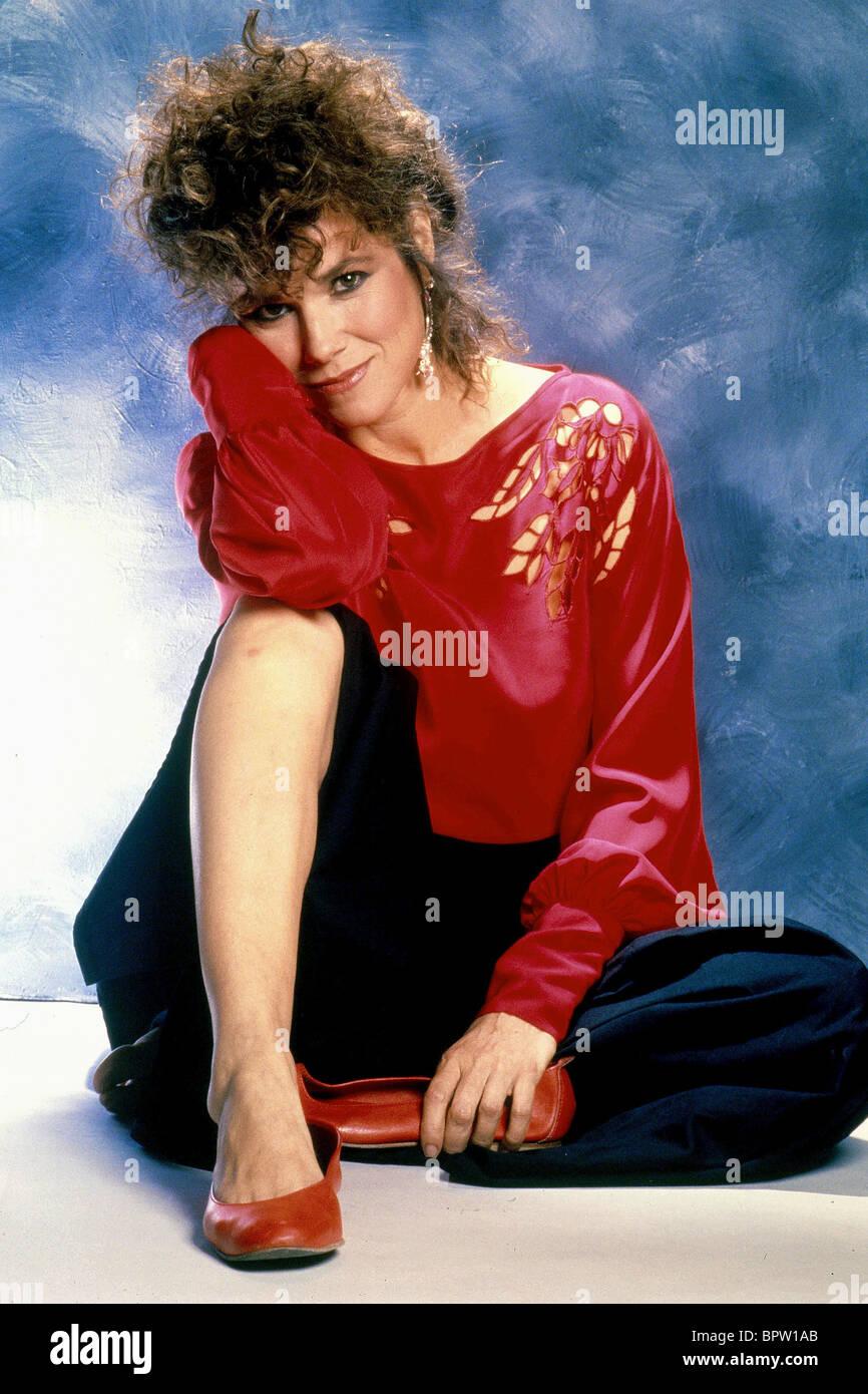 BARBARA HERSHEY ACTRESS (1983) - Stock Image