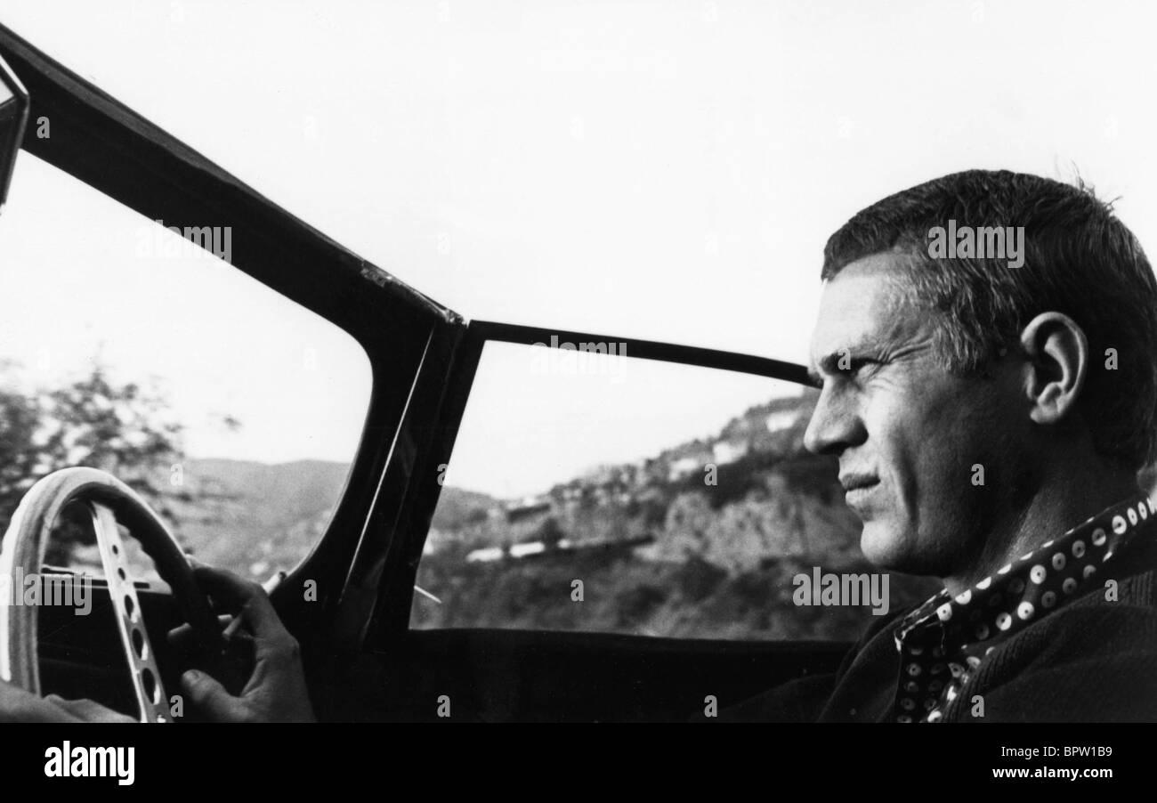STEVE MCQUEEN ACTOR (1969) - Stock Image
