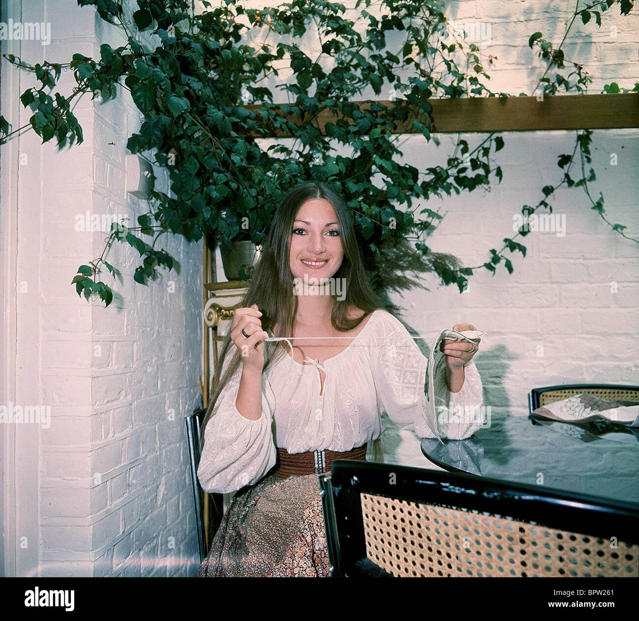 Jane Seymour 1973