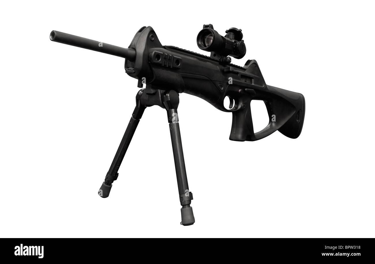 Beretta CX4 Storm SA Machine Gun - Stock Image