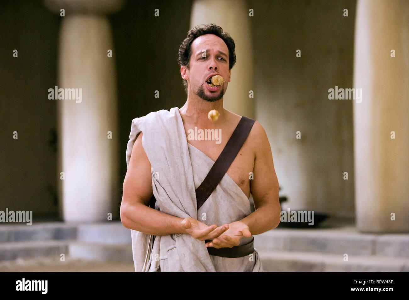 DIEDRICH BADER MEET THE SPARTANS (2008) - Stock Image