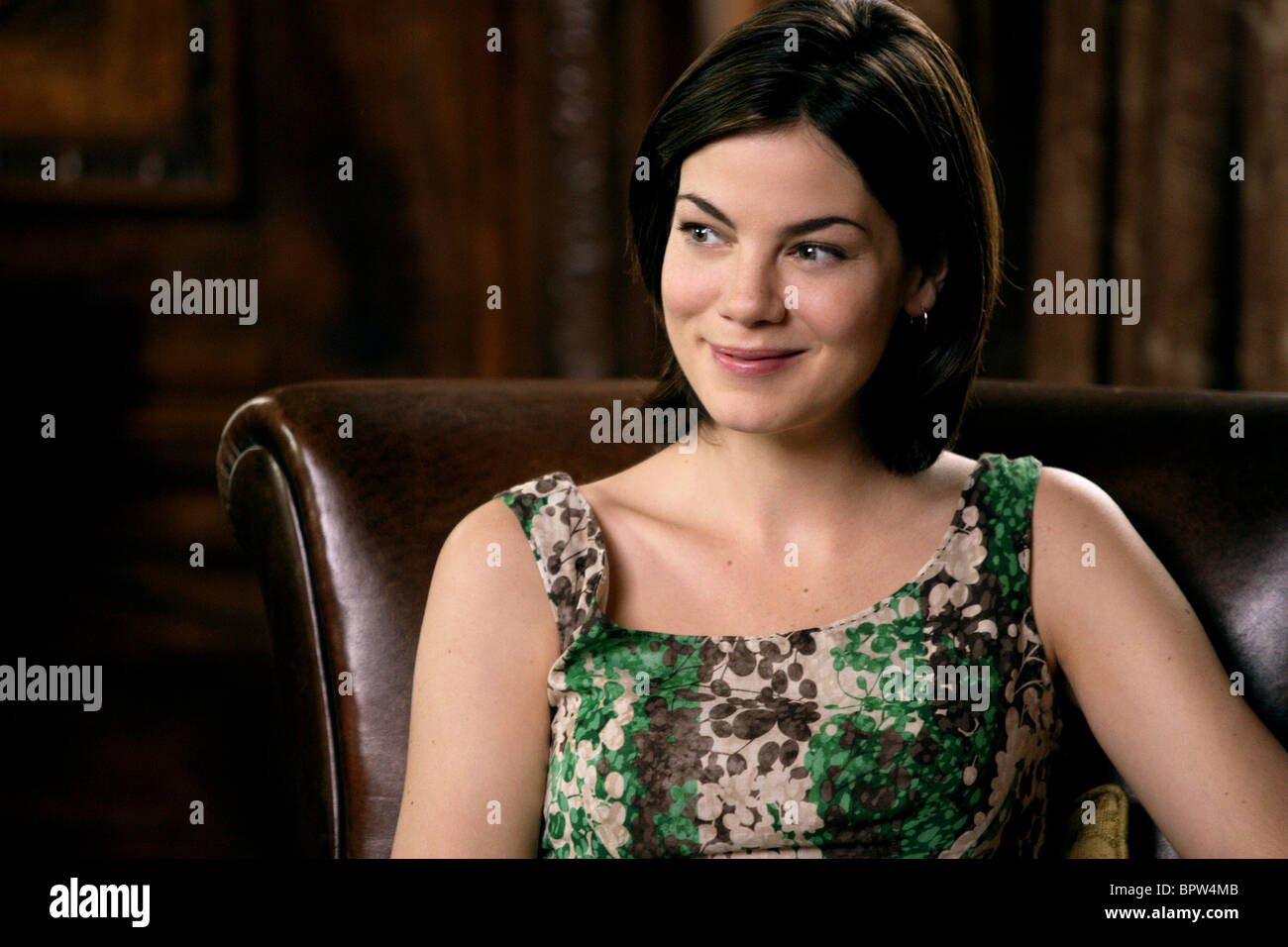 MICHELLE MONAGHAN MADE OF HONOR (2008) - Stock Image