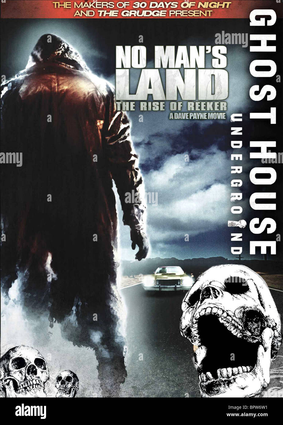 MOVIE POSTER NO MAN'S LAND: THE RISE OF REEKER (2008) - Stock Image