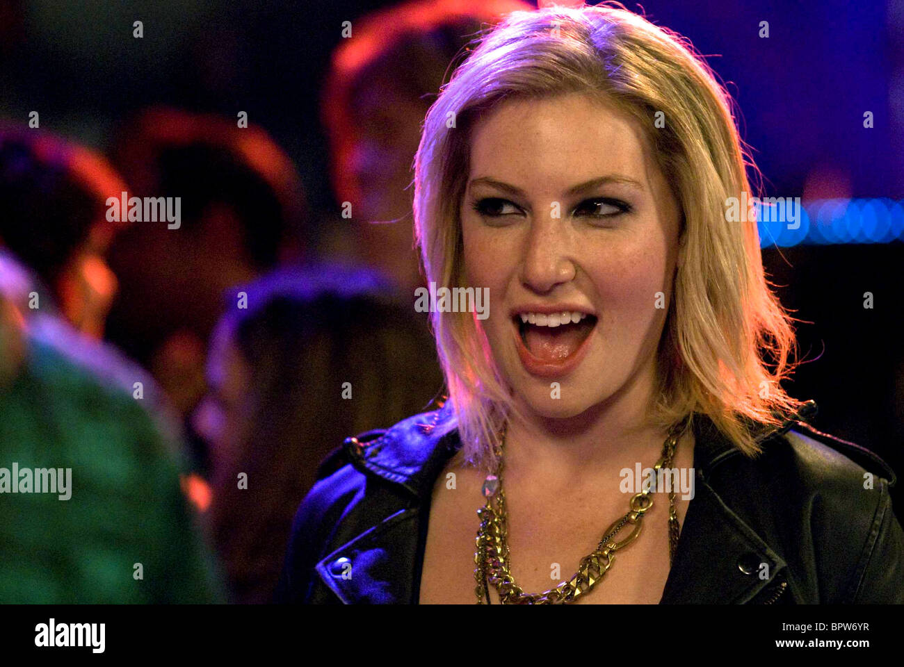 ARI GRAYNOR NICK AND NORAH'S INFINITE PLAYLIST (2008) - Stock Image