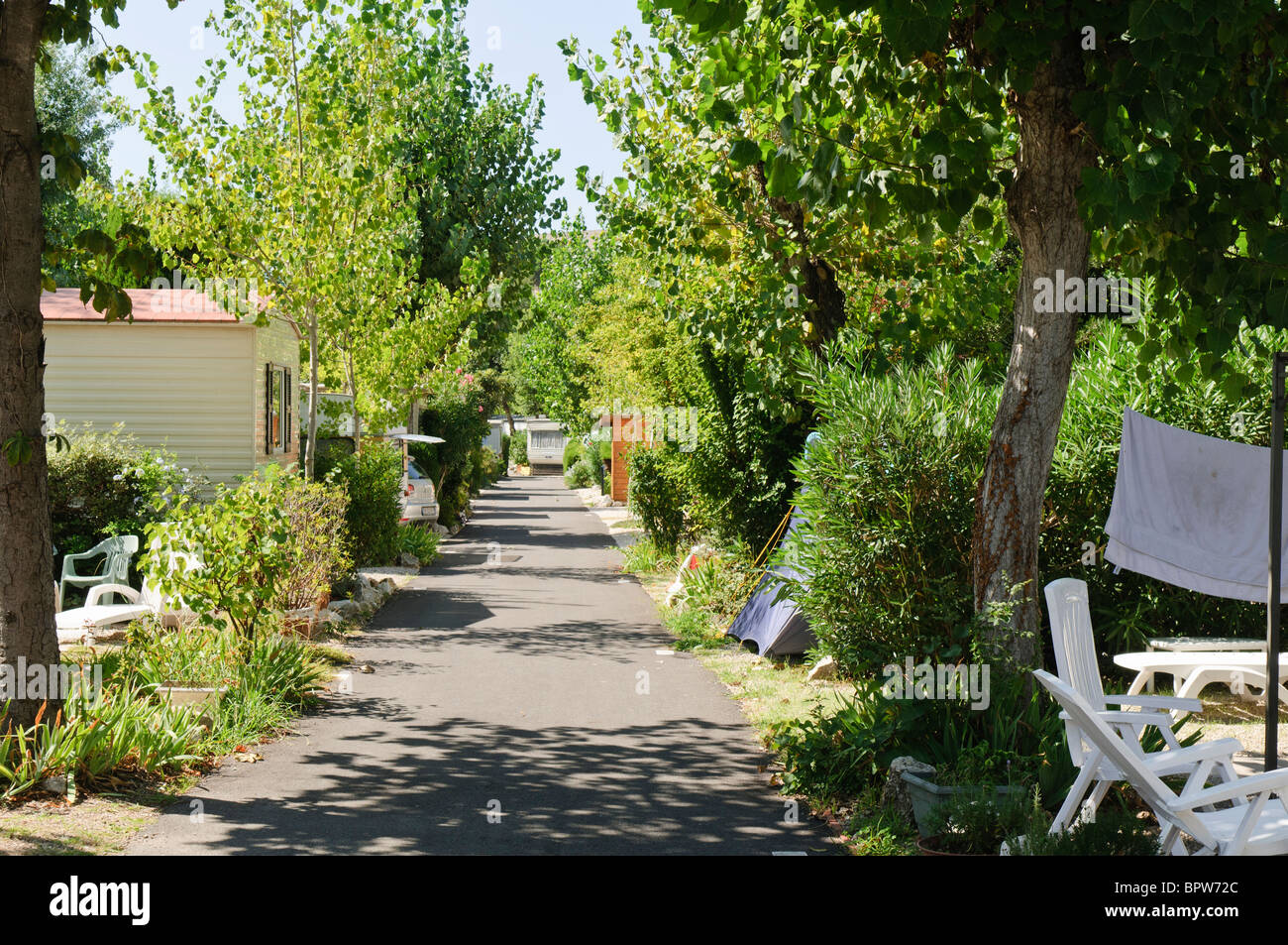 Caravan Park Stock Photos & Caravan Park Stock Images - Alamy