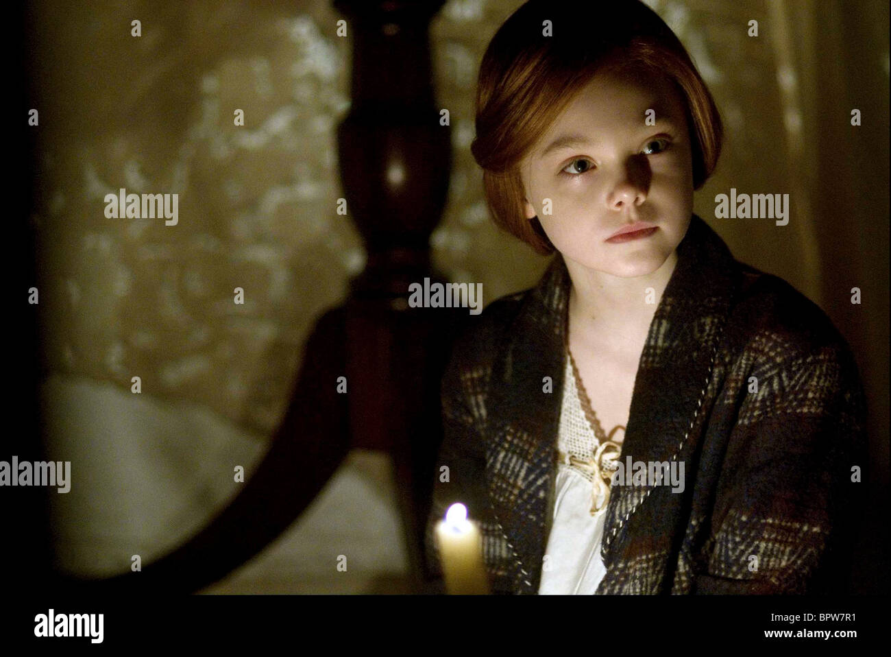 Elle Fanning The Curious Case Of Benjamin Button 2008 Stock Photo Alamy