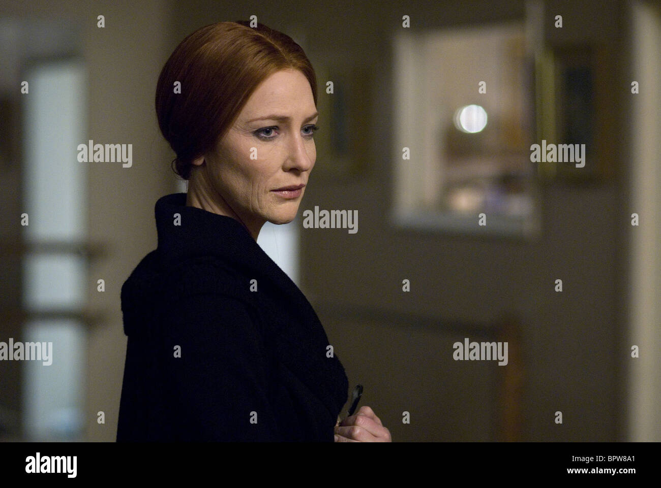 Cate Blanchett The Curious Case Of Benjamin Button 2008 Stock Photo Alamy