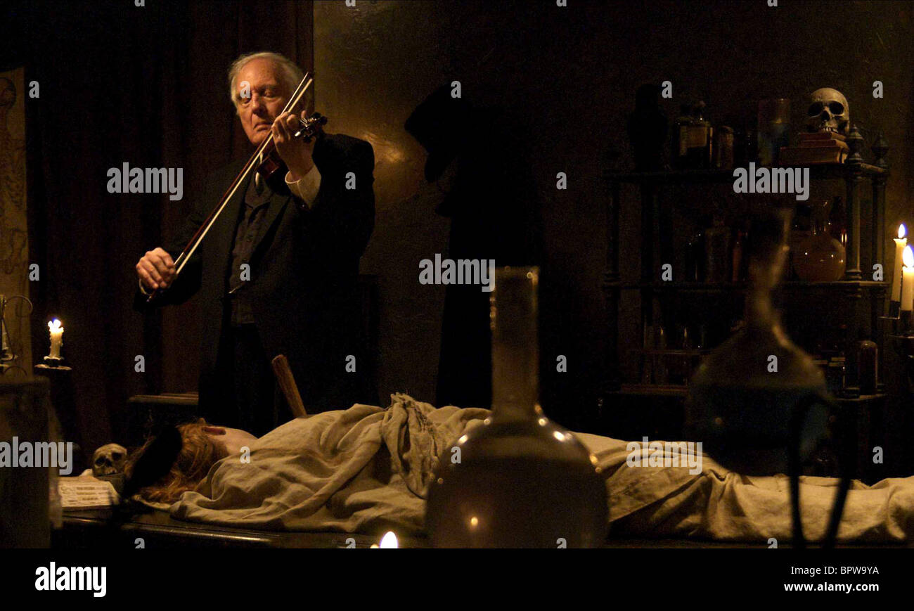 ANGUS SCRIMM I SELL THE DEAD (2008) - Stock Image