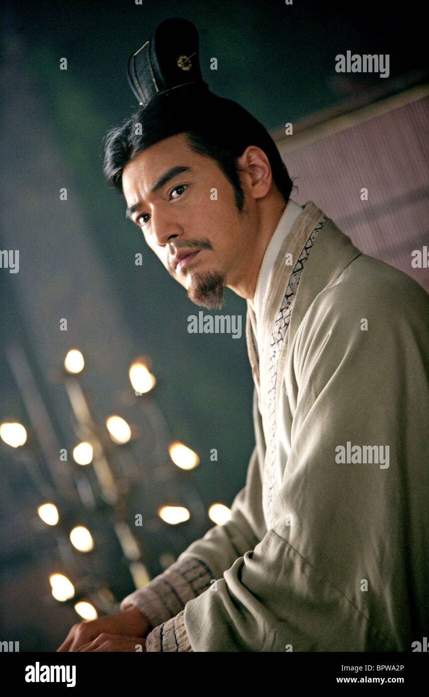 TAKESHI KANESHIRO CHI BI; RED CLIFF; THE BATTLE OF RED CLIFF (2008) - Stock Image