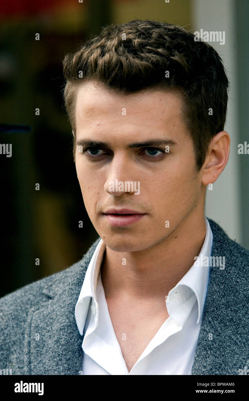 Hayden Christensen Left Stock Photos & Hayden Christensen ...