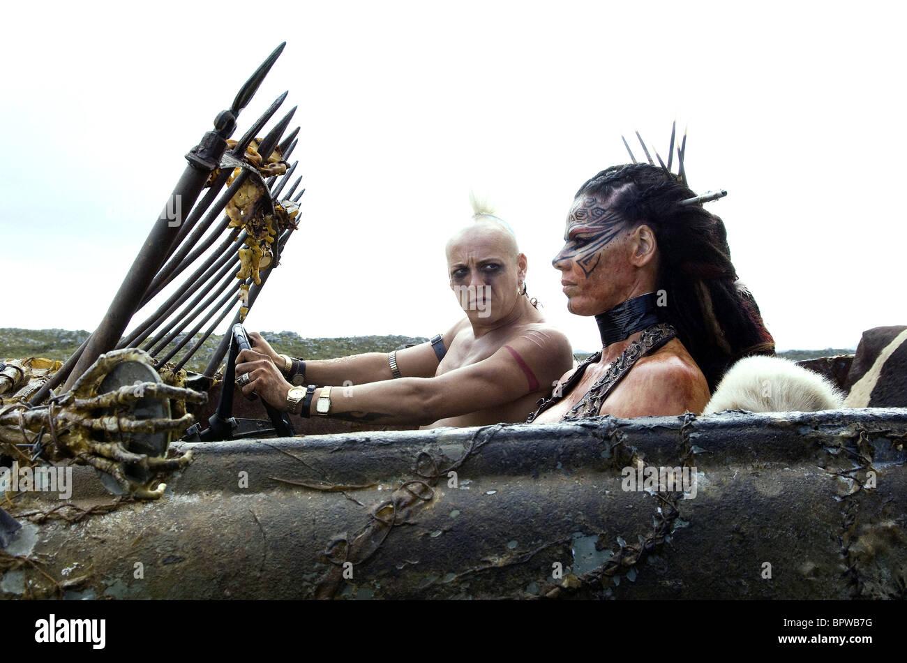 Craig Conway Lee Anne Liebenberg Doomsday 2008 Stock Photo Alamy