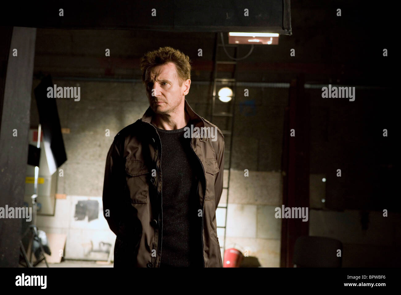 Liam Neeson Taken 2008 Stock Photo Alamy