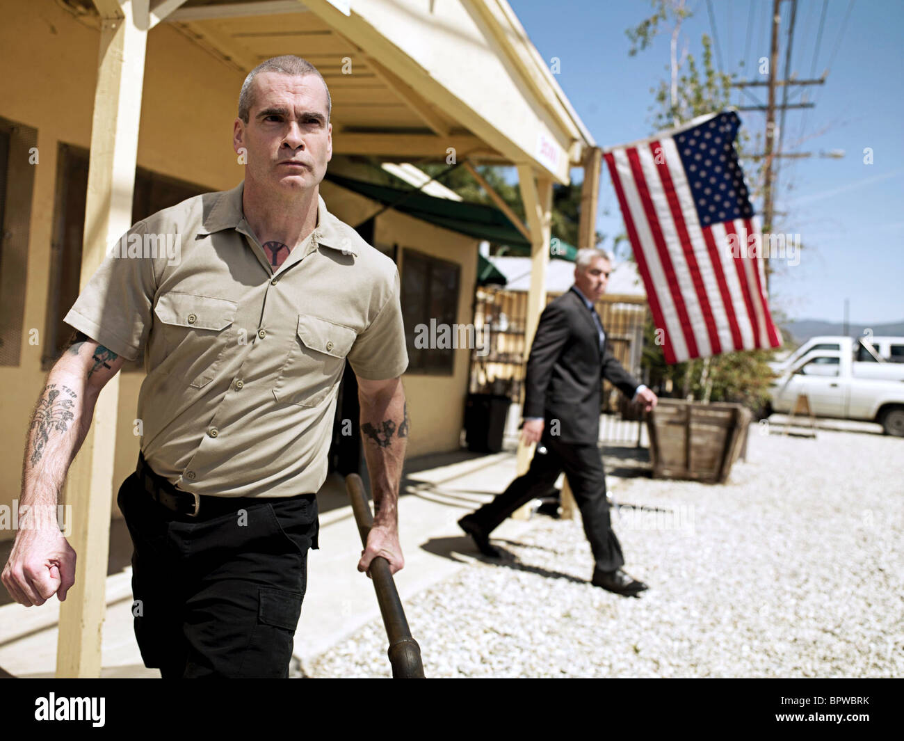 Sons of anarchy henry rollins