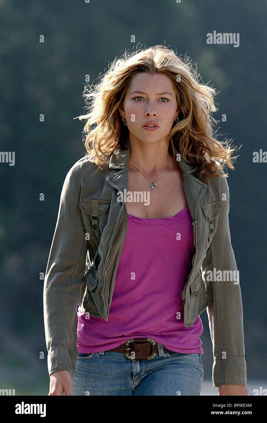 JESSICA BIEL NEXT (2007) - Stock Image