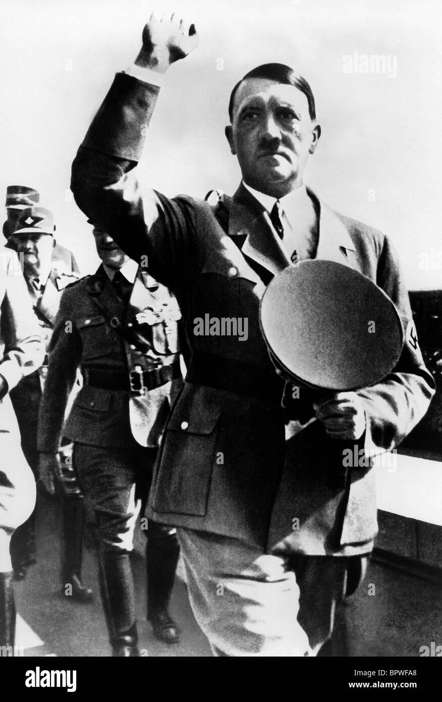 ADOLF HITLER NAZI LEADER 01 May 1940 - Stock Image