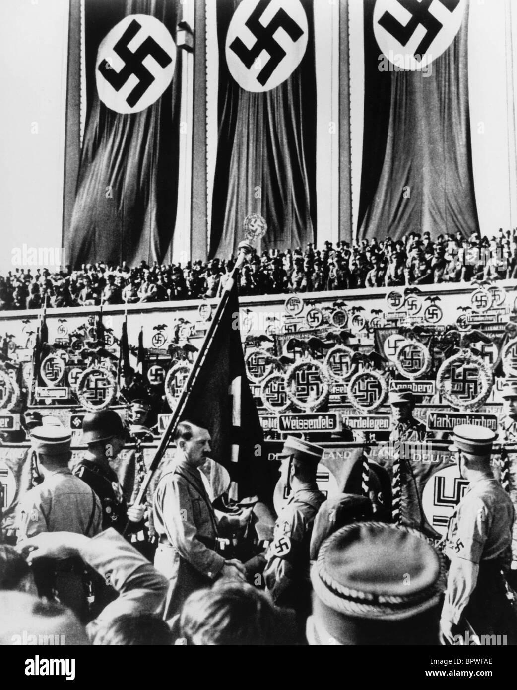 ADOLF HITLER NAZI LEADER 01 May 1942 Stock Photo