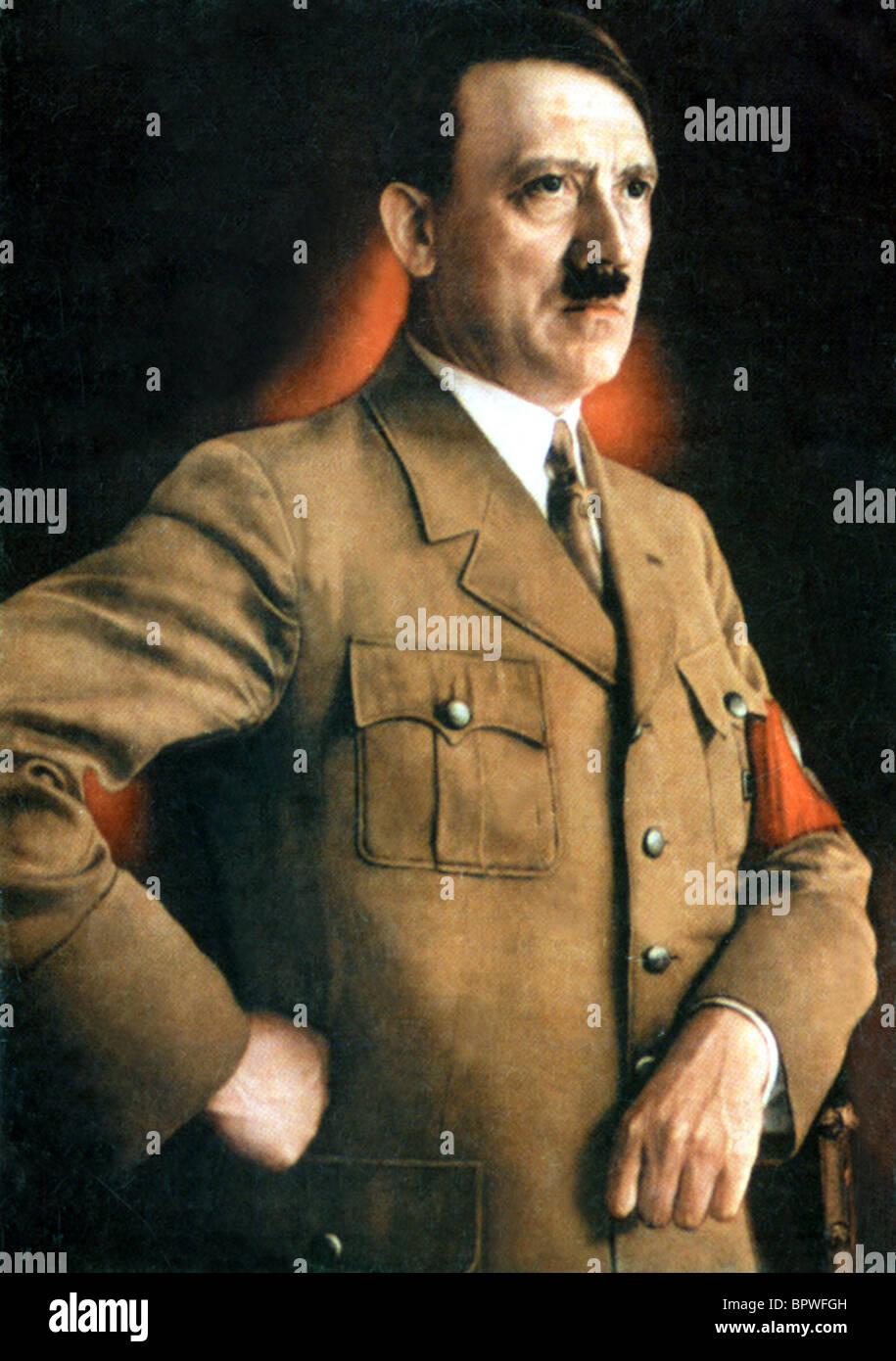 ADOLF HITLER NAZI LEADER 17 December 1942 - Stock Image