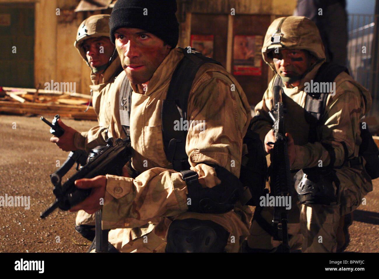 ARMY TROOP SCENE THE SHEPHERD: BORDER PATROL (2008) - Stock Image