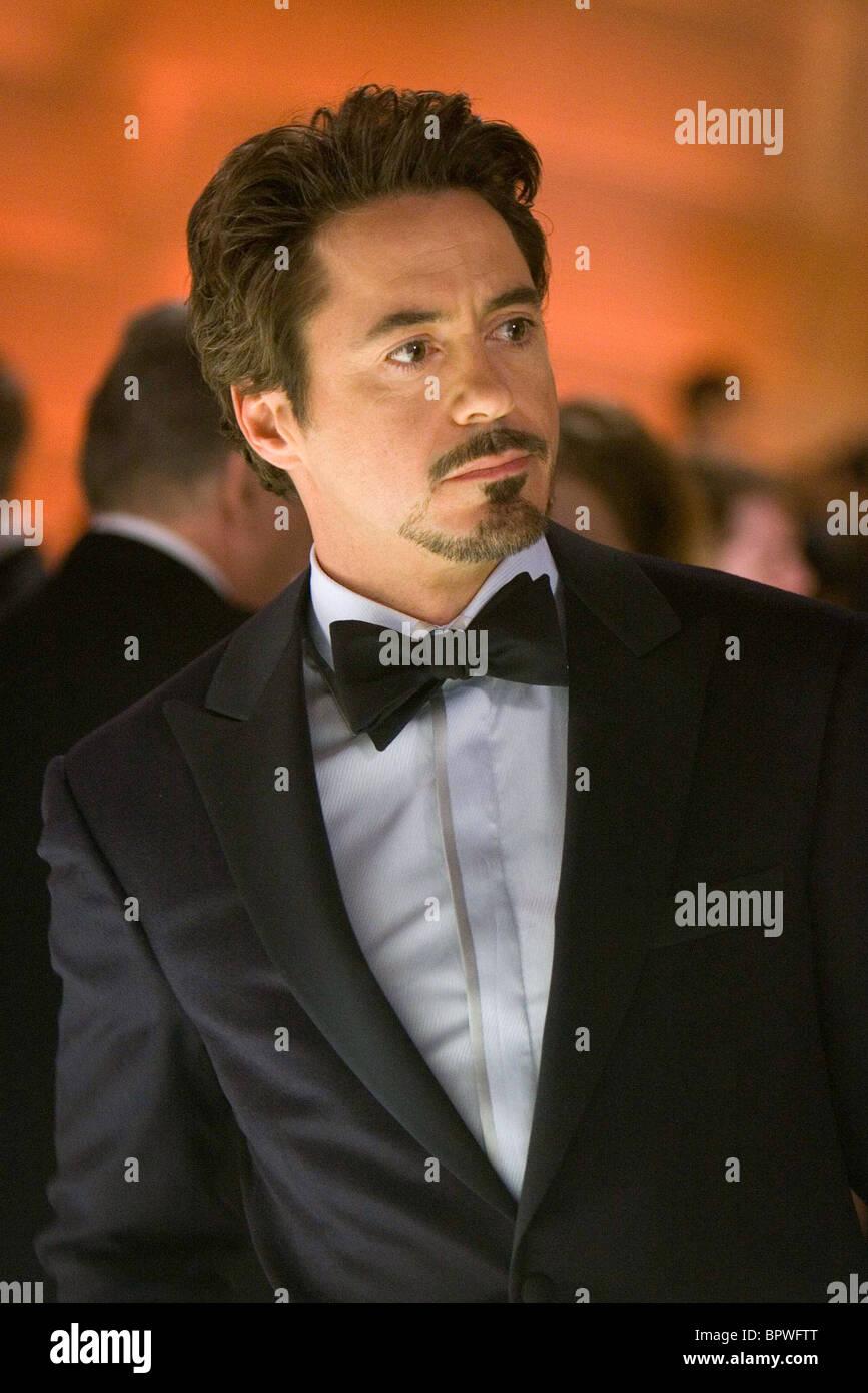 Robert Downey Jr Iron Man 2008 Stock Photo 31294056 Alamy