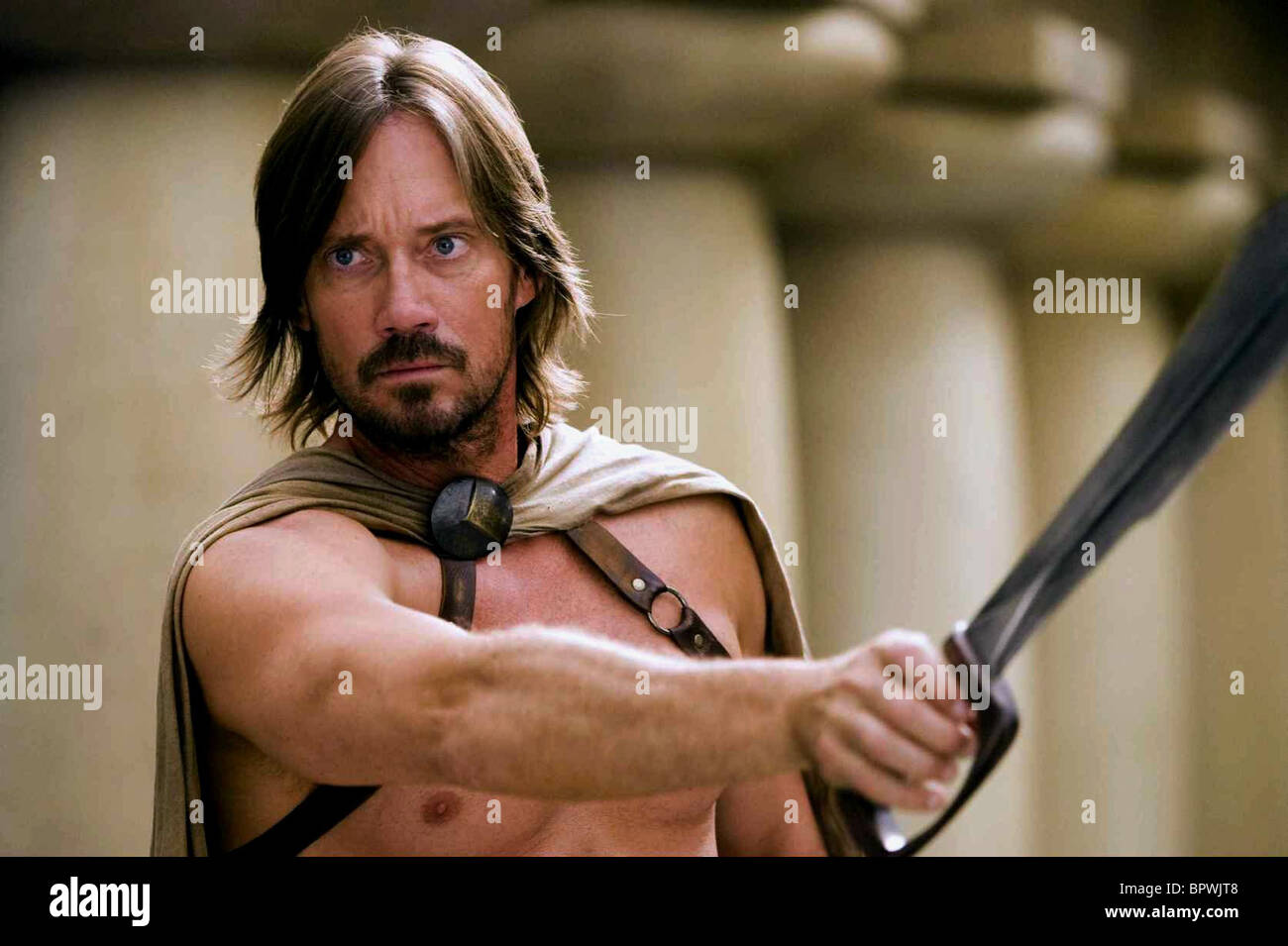 KEVIN SORBO MEET THE SPARTANS (2008) - Stock Image