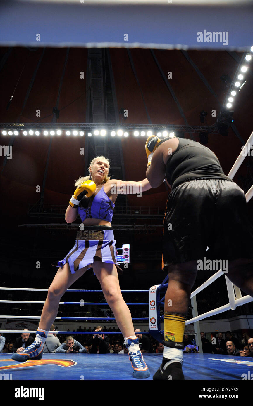 World Boxing Champion Natalia Ragozina: biography and photos 32