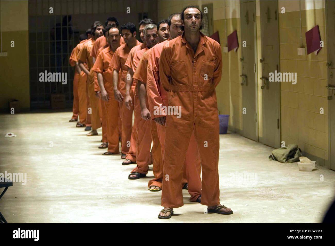ABU GHRAIB IRAQI PRISON INMATES STANDARD OPERATING PROCEDURE (2008) - Stock Image