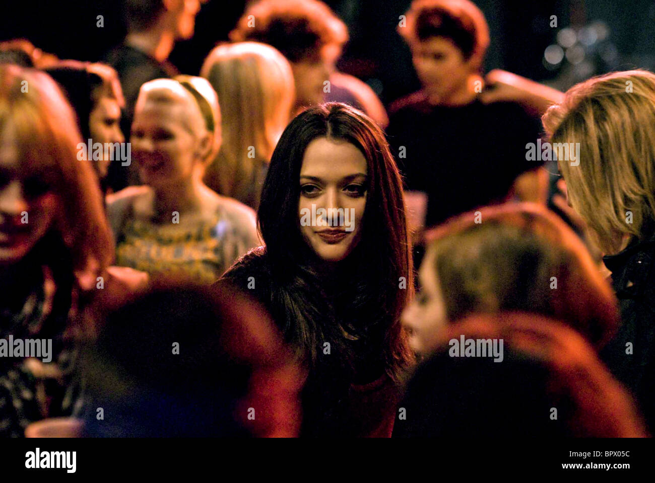 KAT DENNINGS NICK AND NORAH'S INFINITE PLAYLIST (2008) - Stock Image