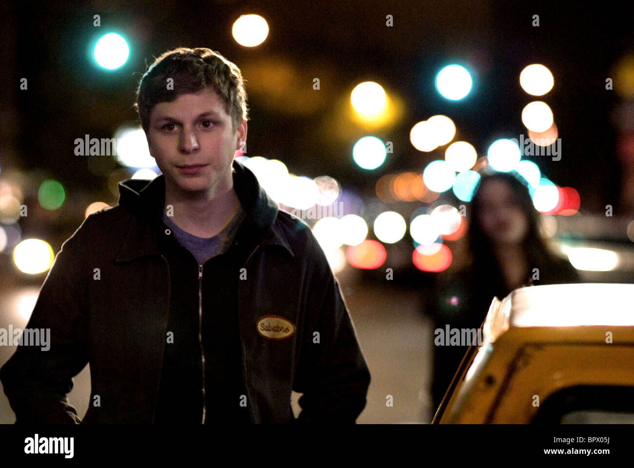 MICHAEL CERA NICK AND NORAH'S INFINITE PLAYLIST (2008) - Stock Image