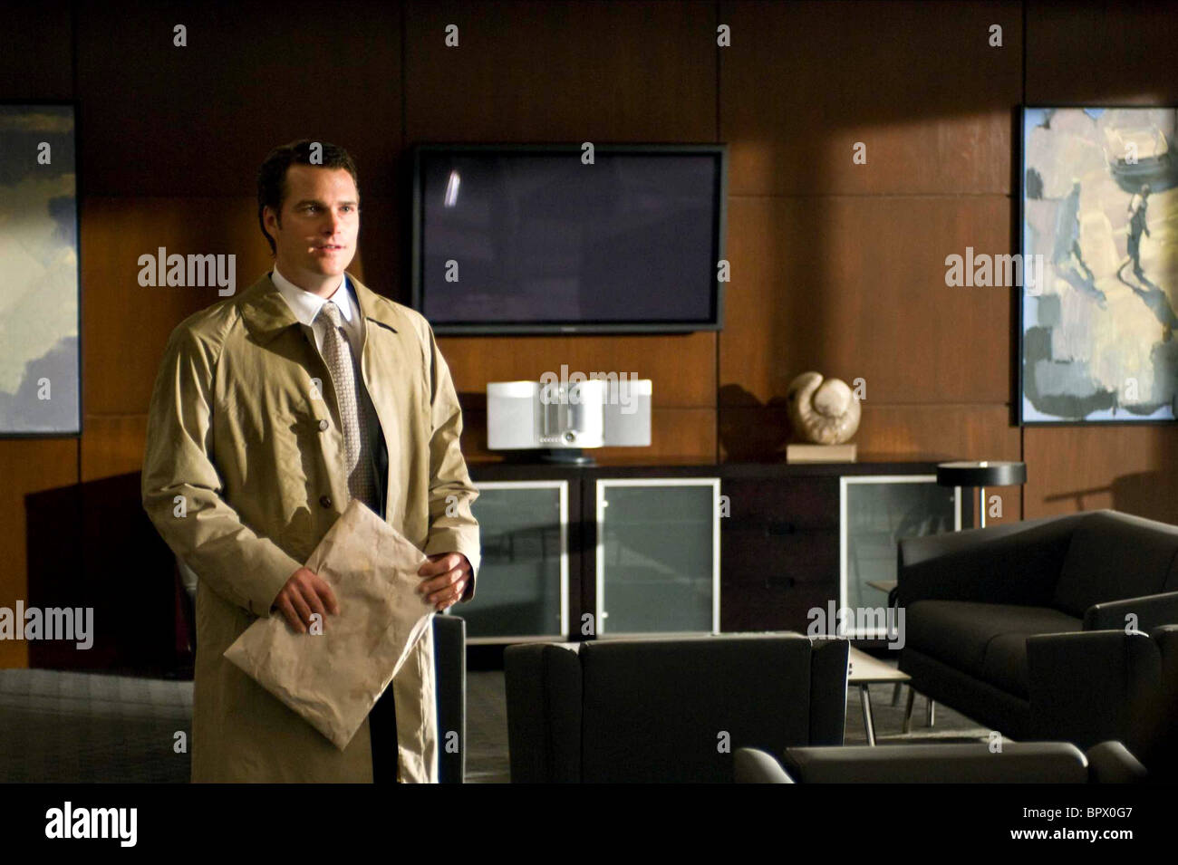 CHRIS O'DONNELL MAX PAYNE (2008) - Stock Image