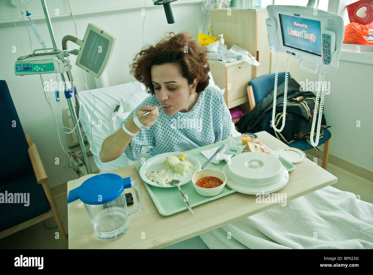 Hospital Soup Stock Photos & Hospital Soup Stock Images - Alamy