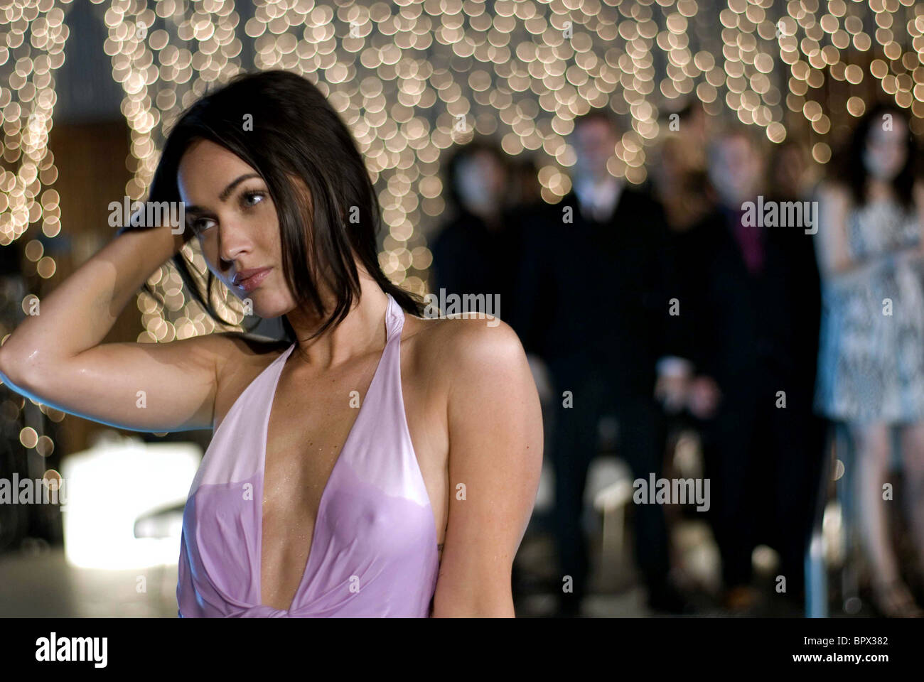 MEGAN FOX HOW TO LOSE FRIENDS & ALIENATE PEOPLE (2008) - Stock Image