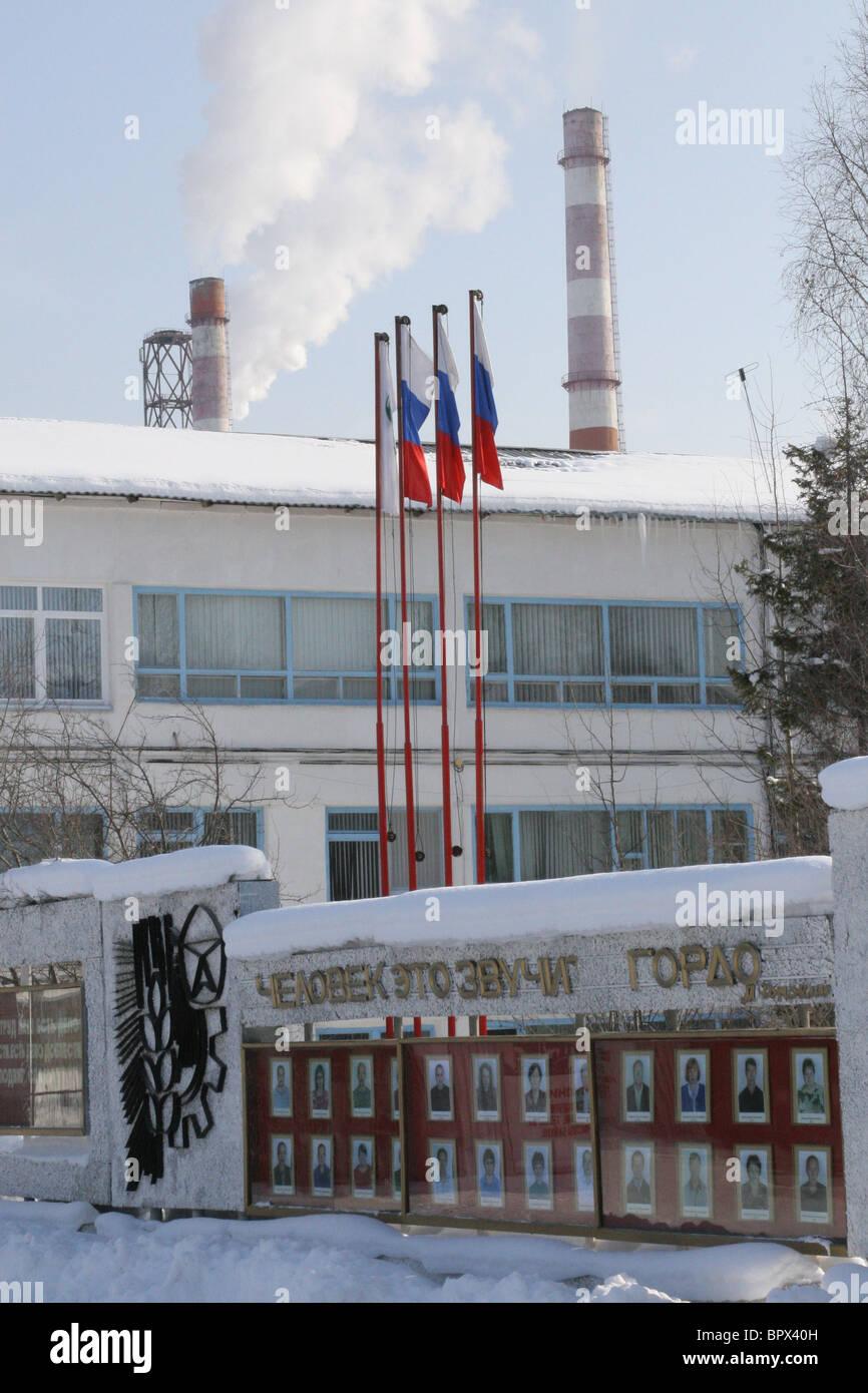 baikalsk paper mill stock photos  u0026 baikalsk paper mill