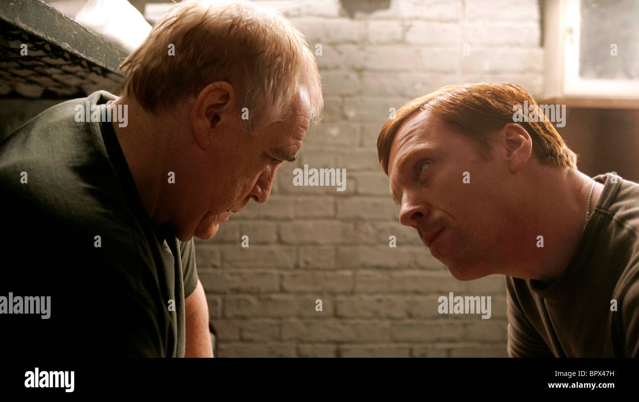 BRIAN COX & DAMIAN LEWIS THE ESCAPIST (2008) - Stock Image
