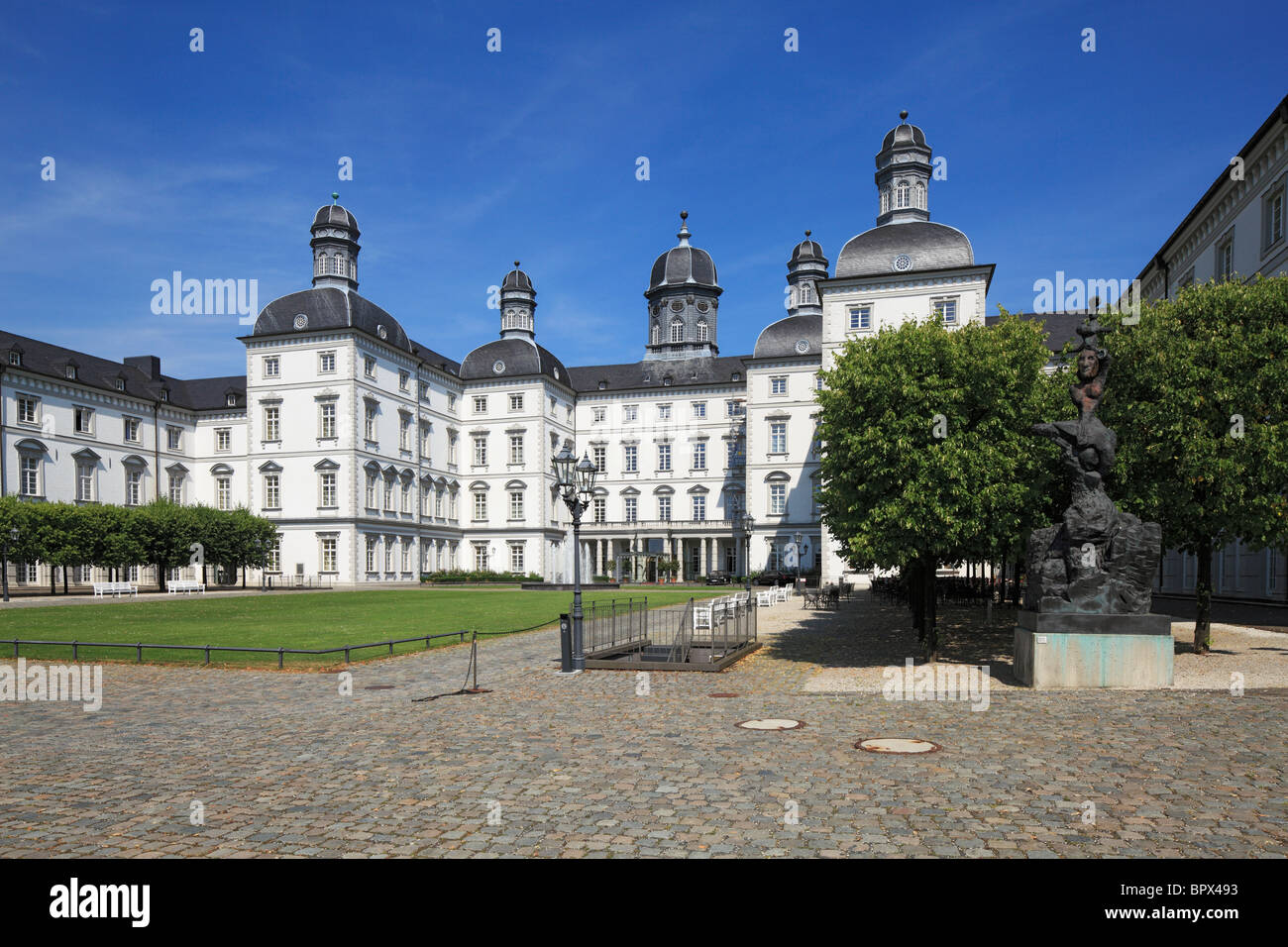 bensberg castle stock photos bensberg castle stock images alamy. Black Bedroom Furniture Sets. Home Design Ideas