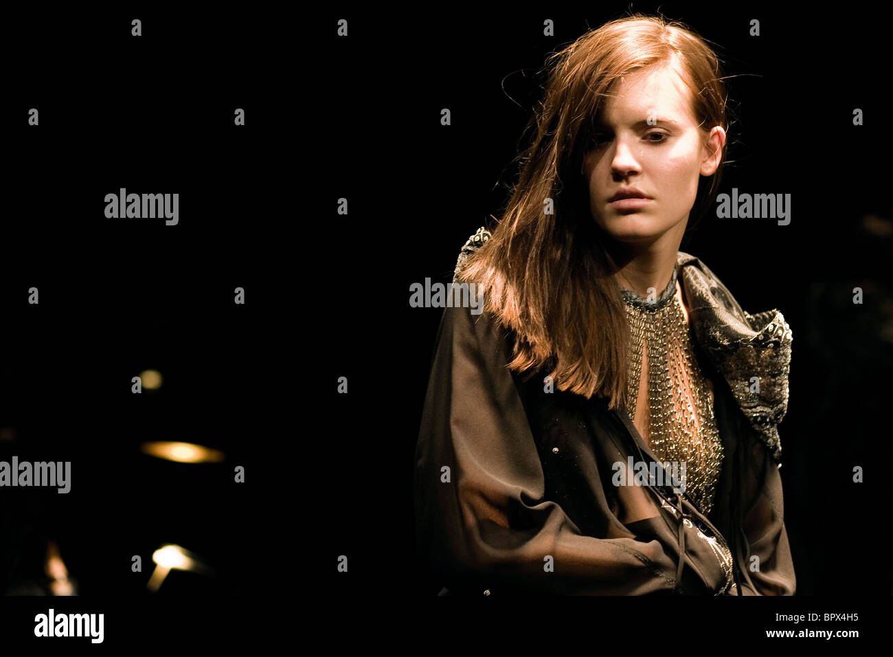 Maggie Grace Taken 2008 Stock Photo Alamy