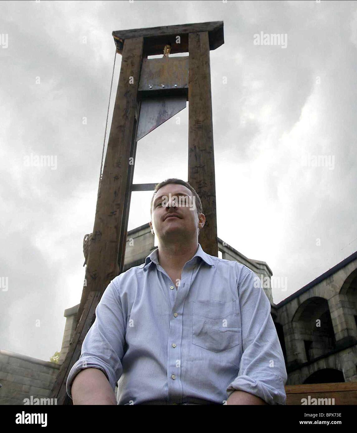 GLENN MCQUAID I SELL THE DEAD (2008) - Stock Image