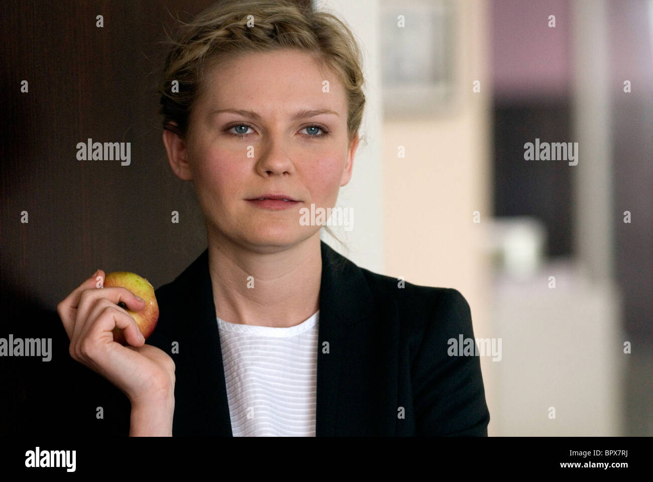 KIRSTEN DUNST HOW TO LOSE FRIENDS & ALIENATE PEOPLE (2008) - Stock Image