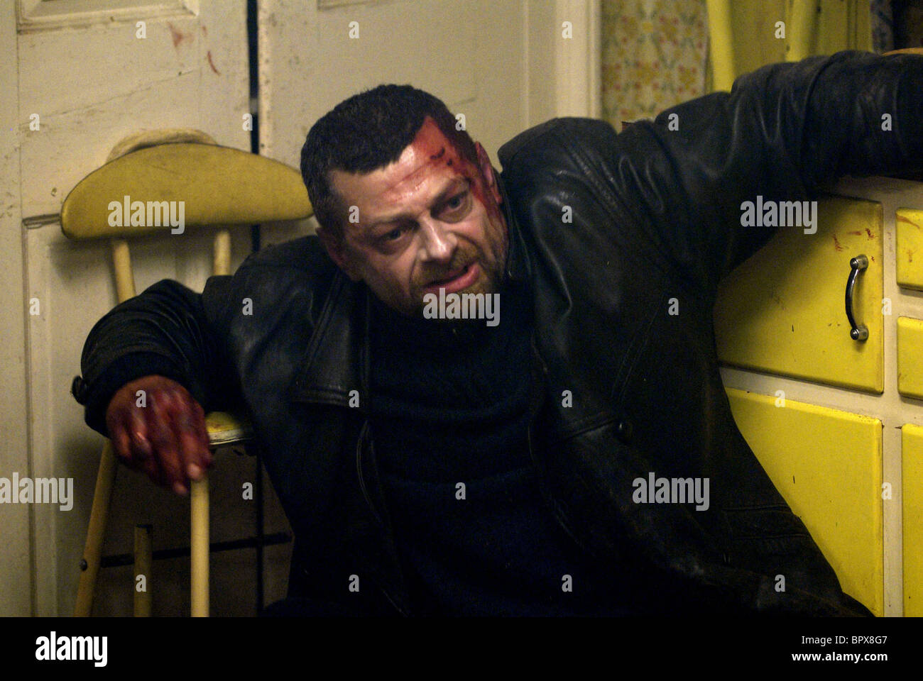 ANDY SERKIS THE COTTAGE (2008) - Stock Image