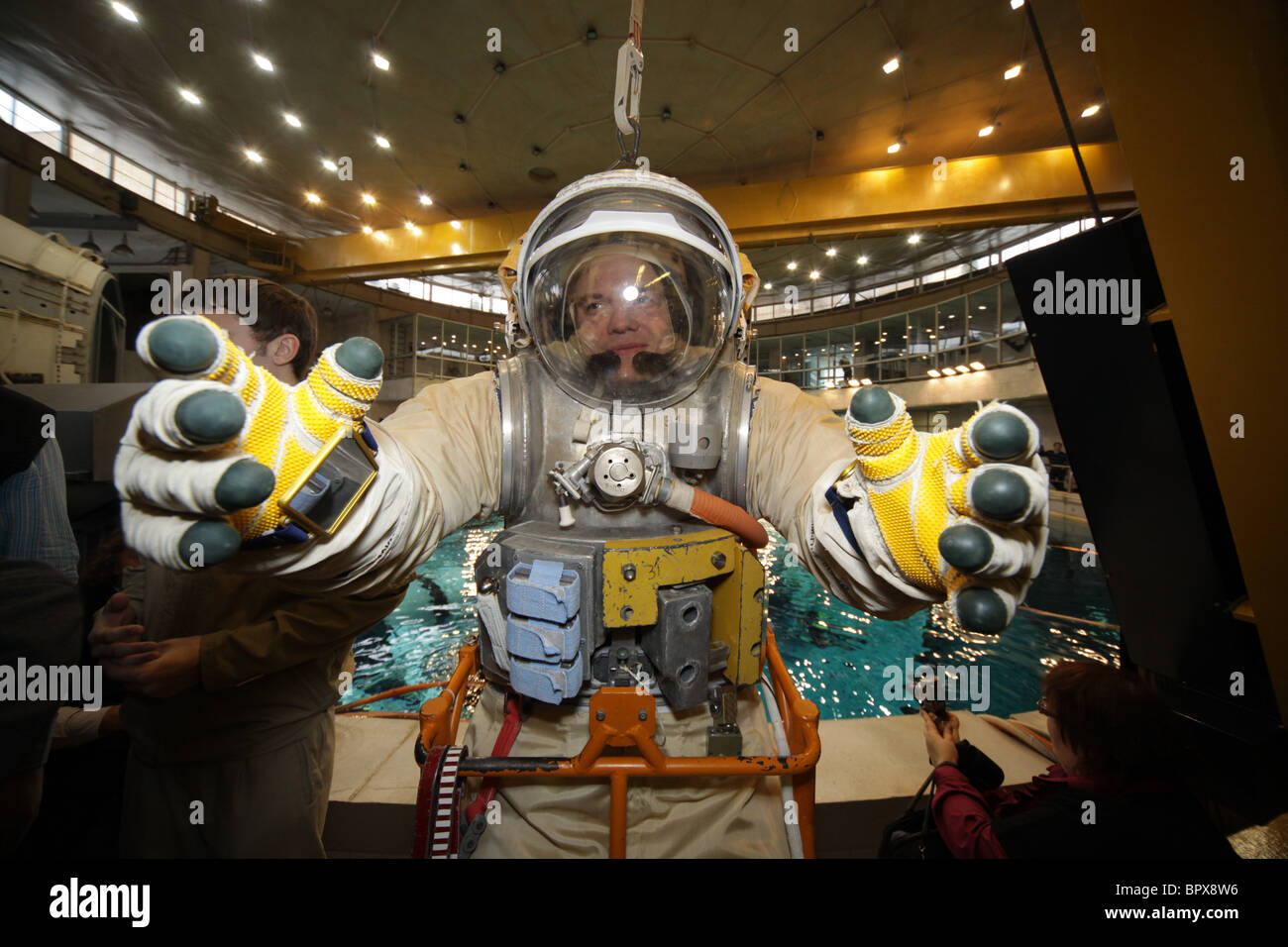 Gagarin Cosmonaut Training Centre - Stock Image